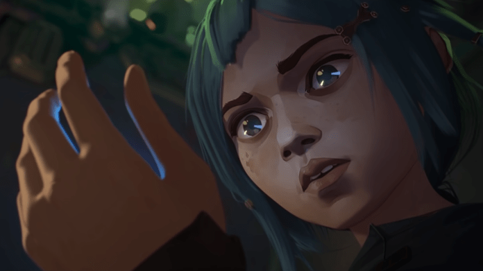 League of Legends Animated Netflix Series Arcane Gets a New Teaser and a  Fall Release Window - IGN