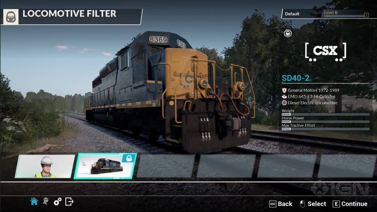Train Sim World Train Sim World Beta Trailer IGN Video