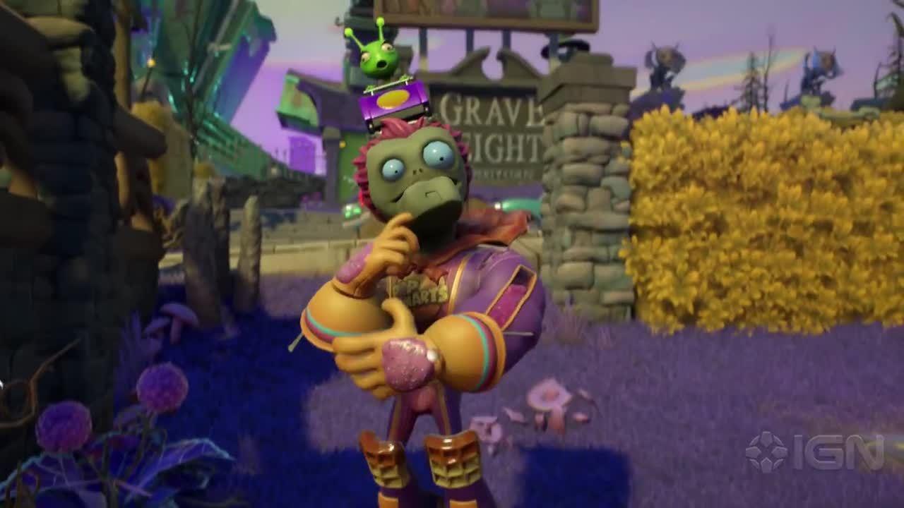 Plants Vs Zombies Garden Warfare 2 Frontline Fighters