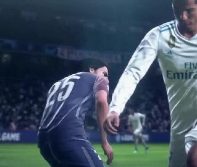 Fifa  Champions League Trailer E