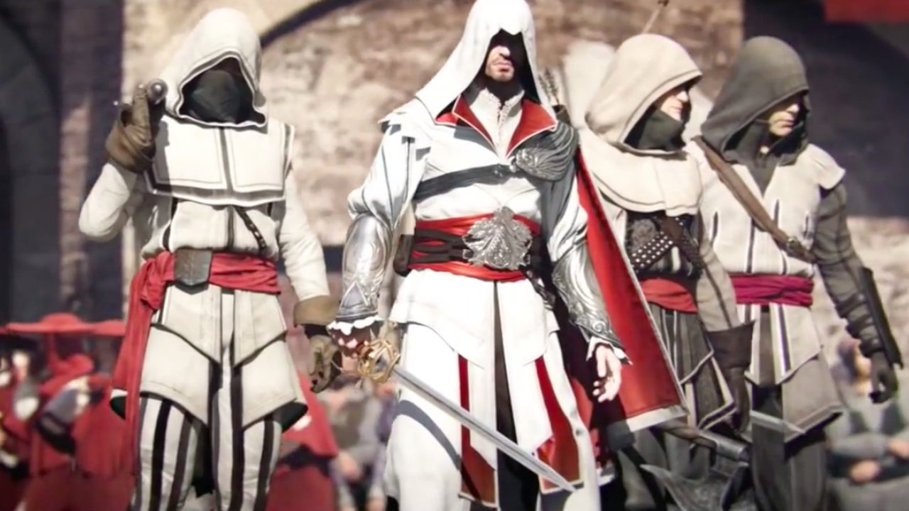 Assassins Creed Brotherhood E3 2010 Official Cinematic