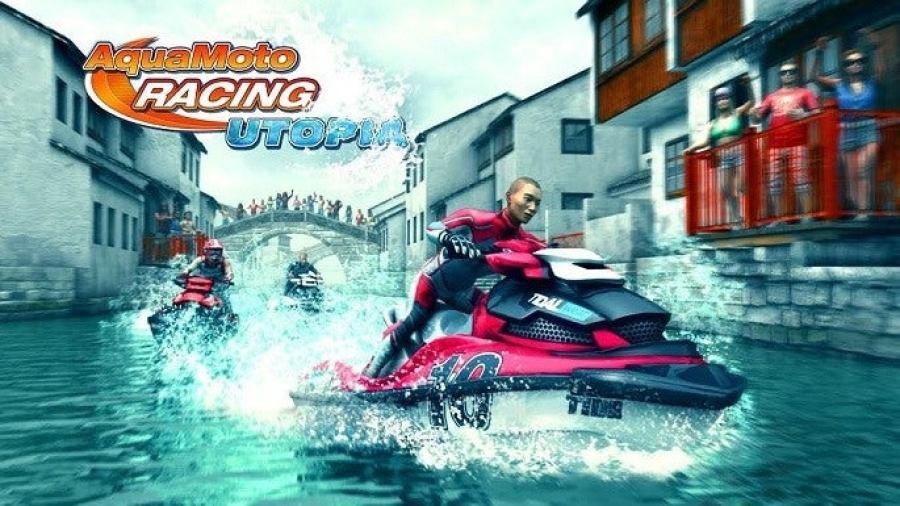 Resultado de imagen de aqua moto racing utopia
