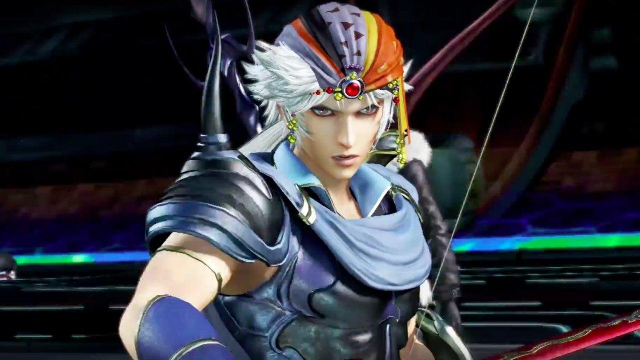 Dissidia Final Fantasy Arcade Japanese Firion Trailer