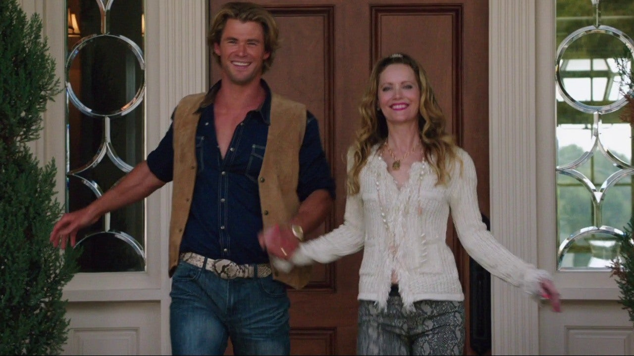 Chris Hemsworth And Leslie Mann Heat Vacation Up In Red Band Making Of Clip IGN Video