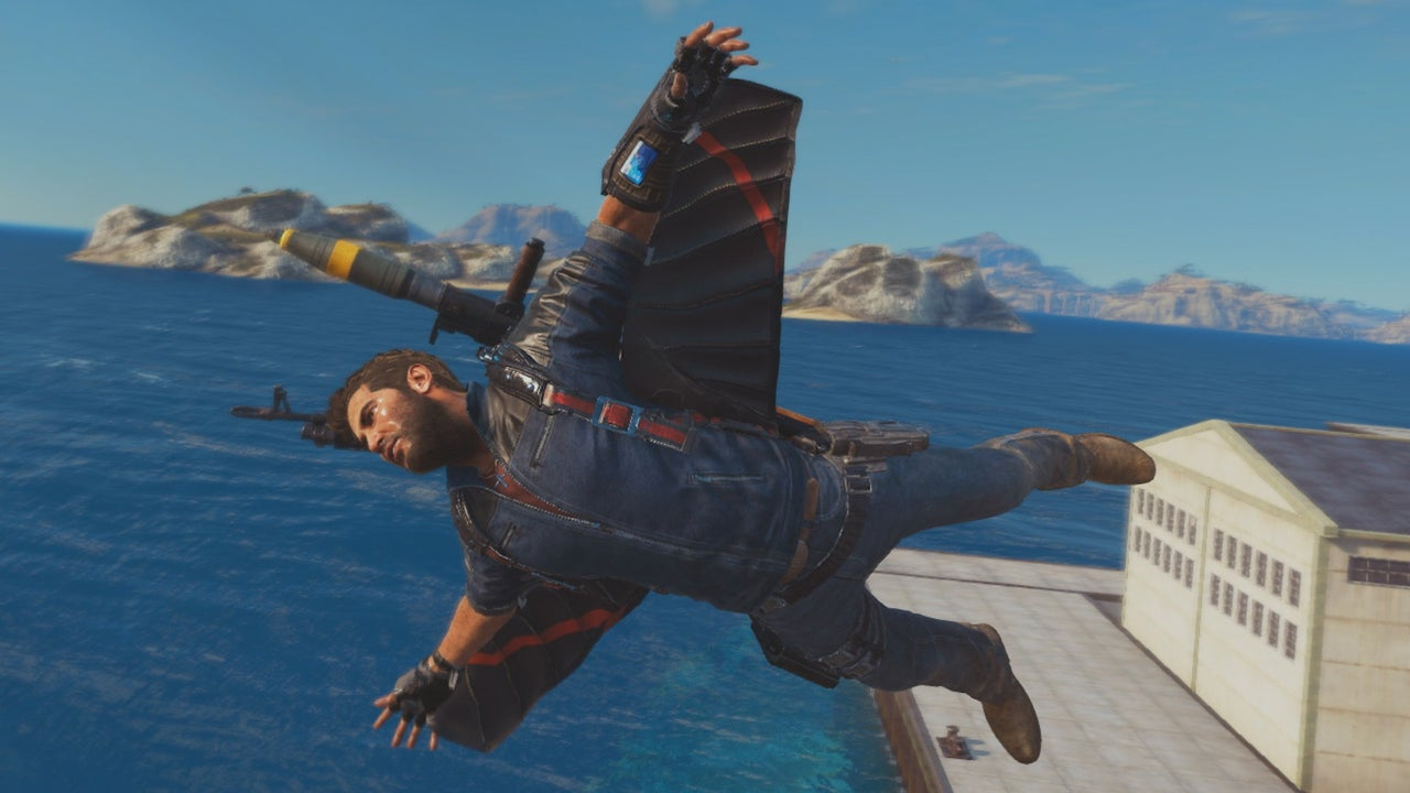 Just Cause 3 Wingsuit Tour Of The Island Of Medici IGN Video