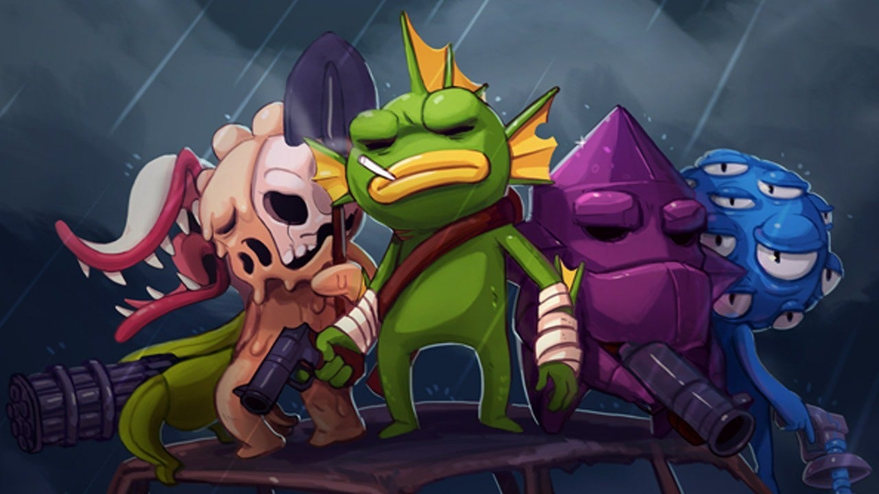 Nuclear Throne Review IGN Video