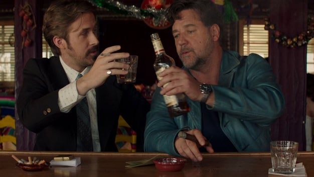 Image result for the nice guys blood