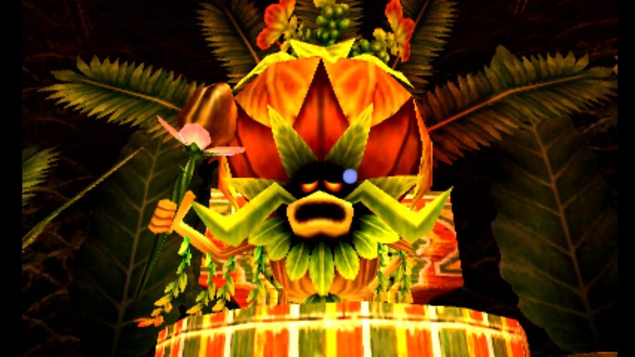 The Legend Of Zelda Majoras Mask 3D Walkthrough The