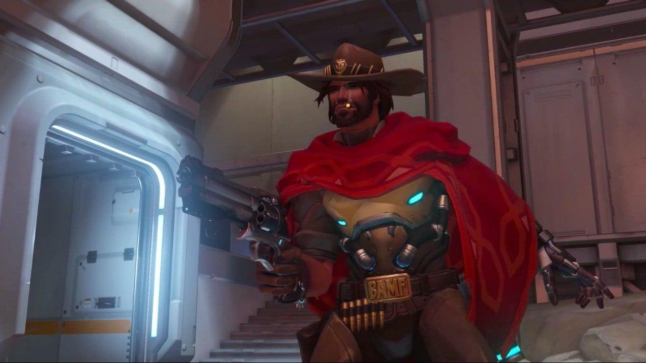 Overwatch McCree Trailer IGN Video