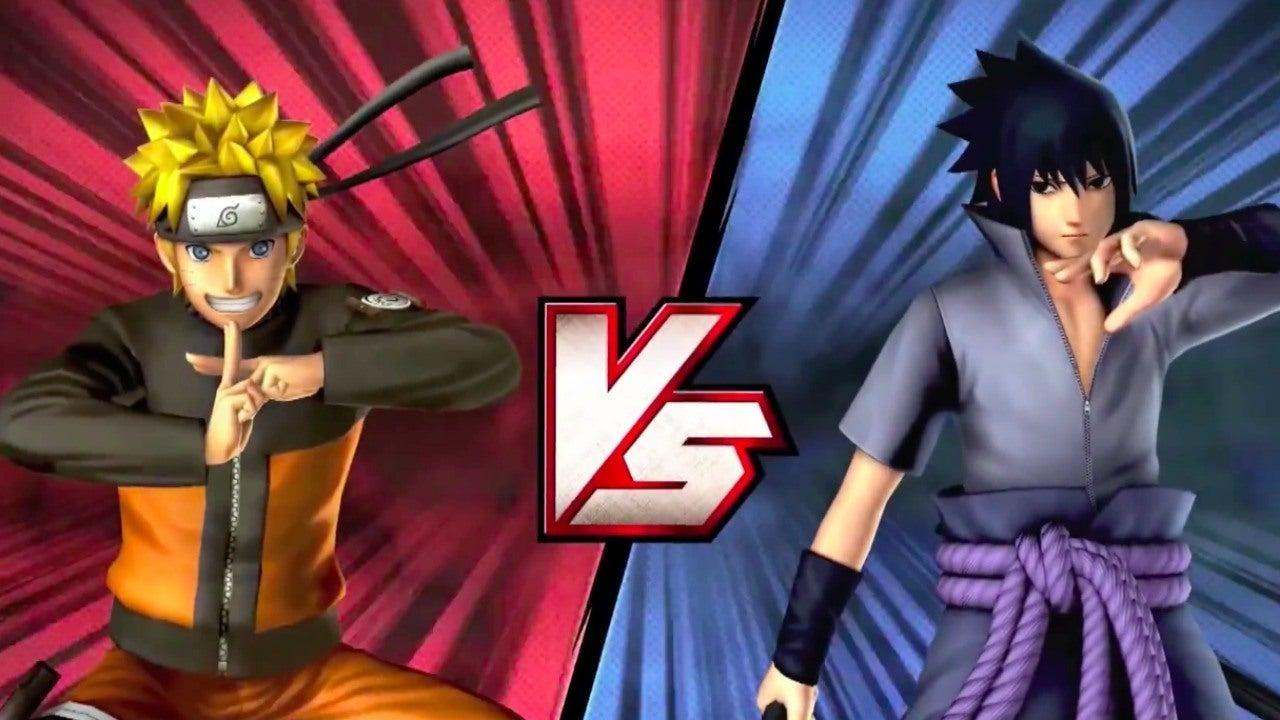 J Stars Victory VS Official Naruto Vs Sasuke Trailer