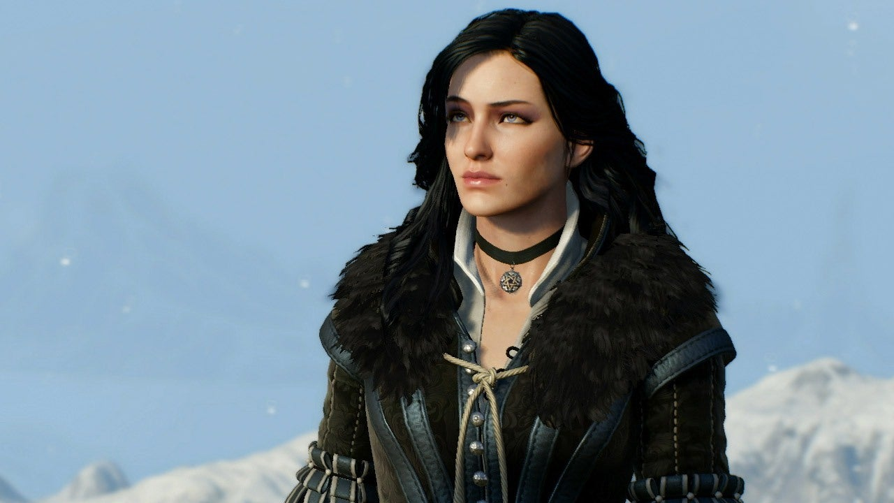 Image result for yennefer witcher 3