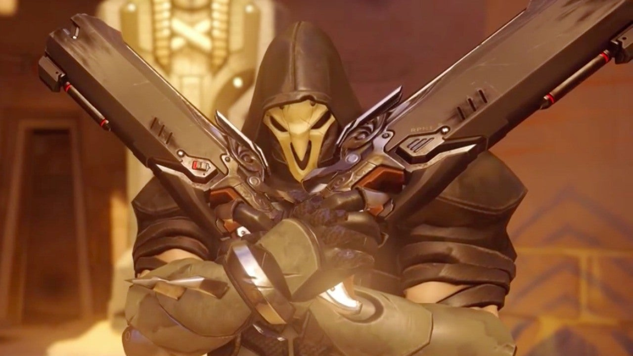 Overwatch Reaper Gameplay Preview IGN Video