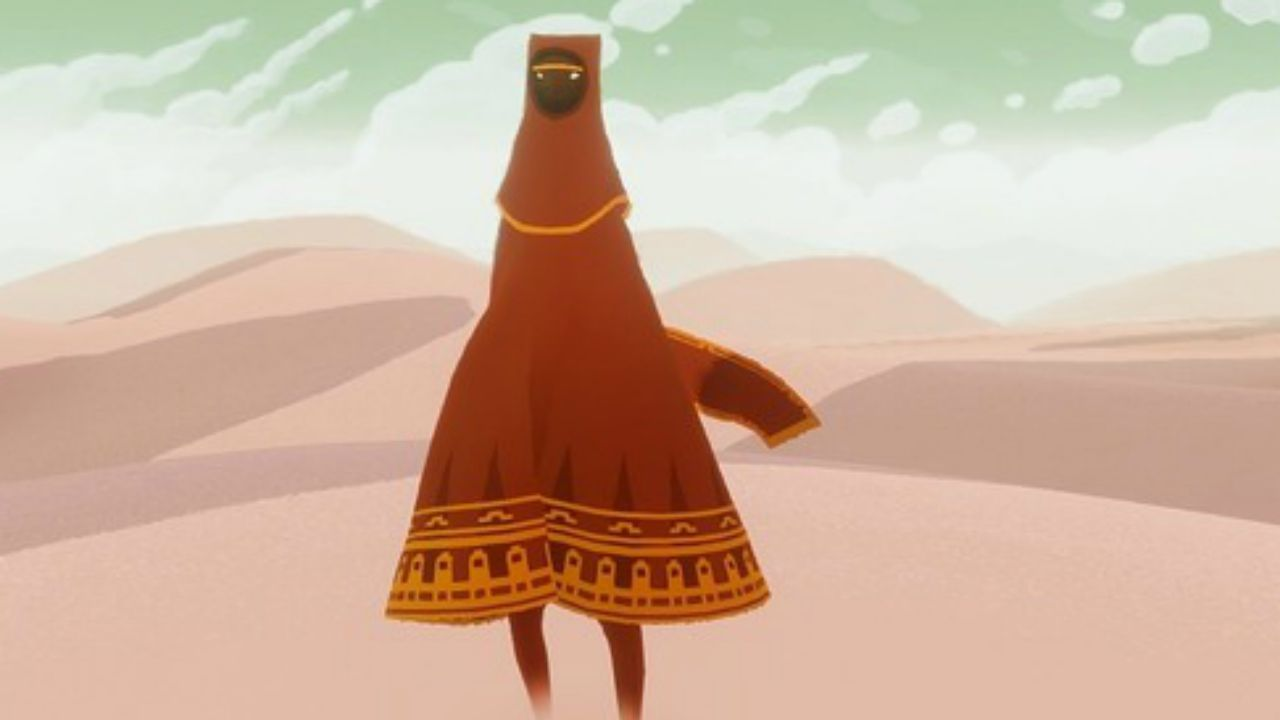 Journey PS4 First 22 Minutes IGN Video