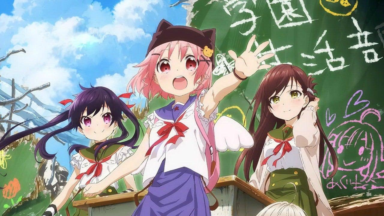School Live Defies Its Moe Tropes IGN Anime Club IGN Video