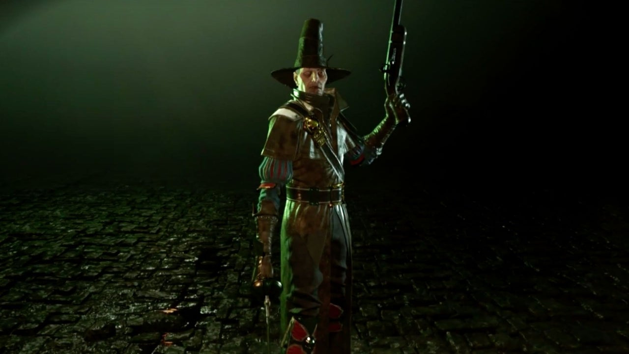 Warhammer End Times Vermintide Witch Hunter Trailer IGN Video
