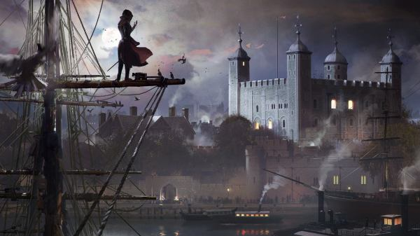 Assassin's Creed Syndicate: Real-Life vs. In-Game London ...