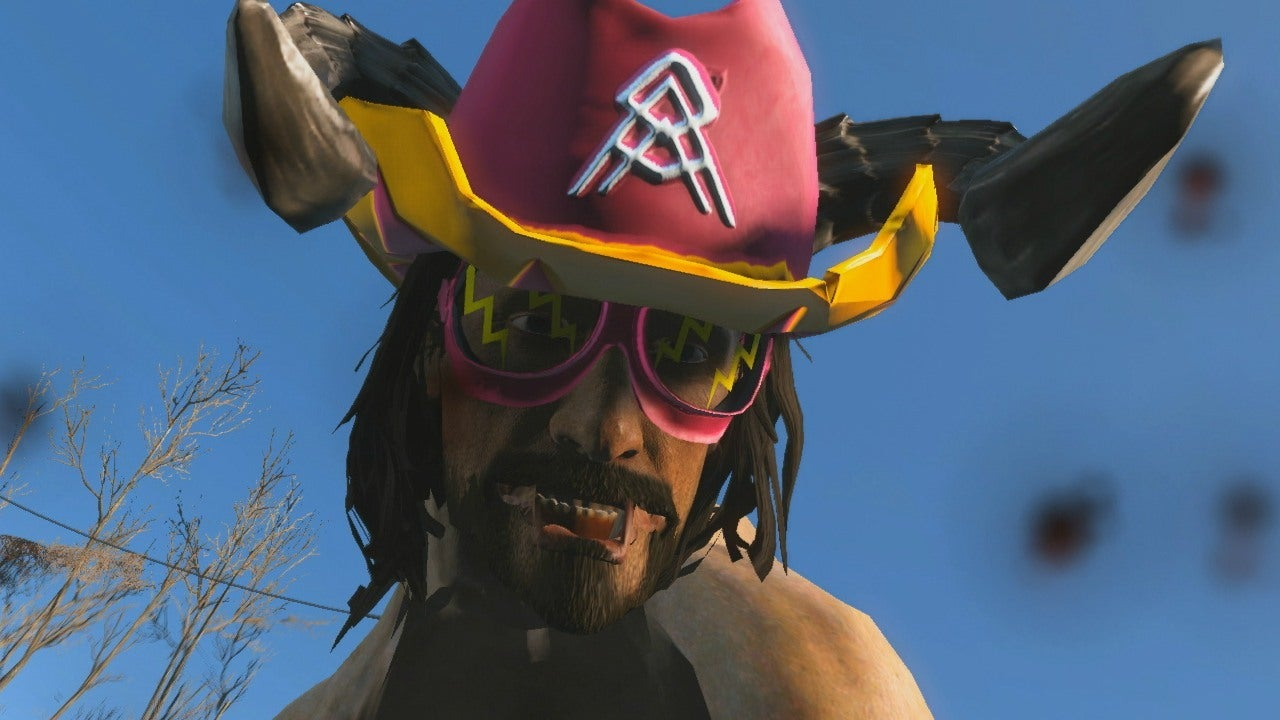 Fallout 4s Must See Macho Man Randy Savage Mod IGN Video