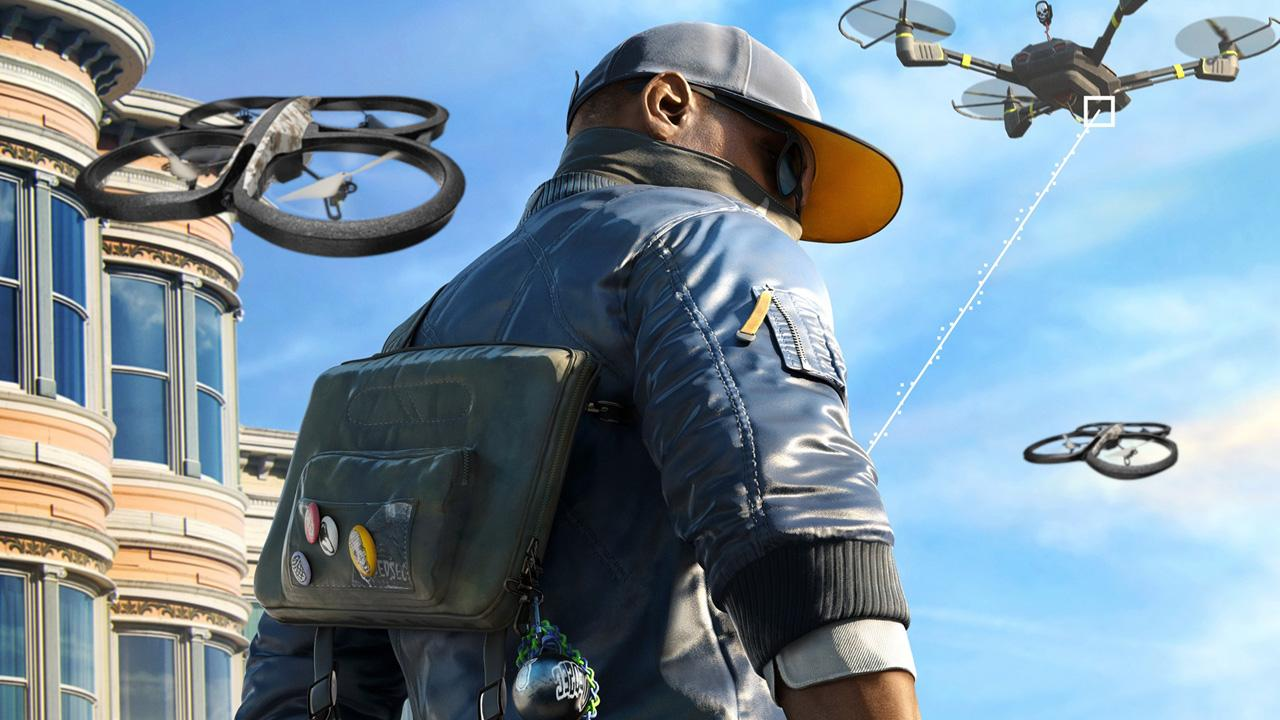 Drone Racing In Watch Dogs 2 IGN Video