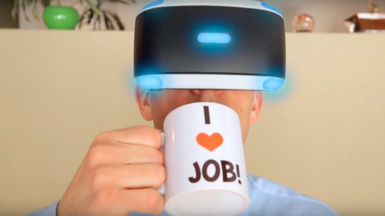 Job Simulator Official PS VR Launch Trailer IGN Video