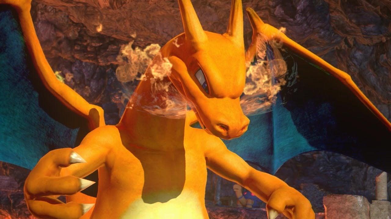 Pokken Tournament Charizard Vs Gengar IGN Video