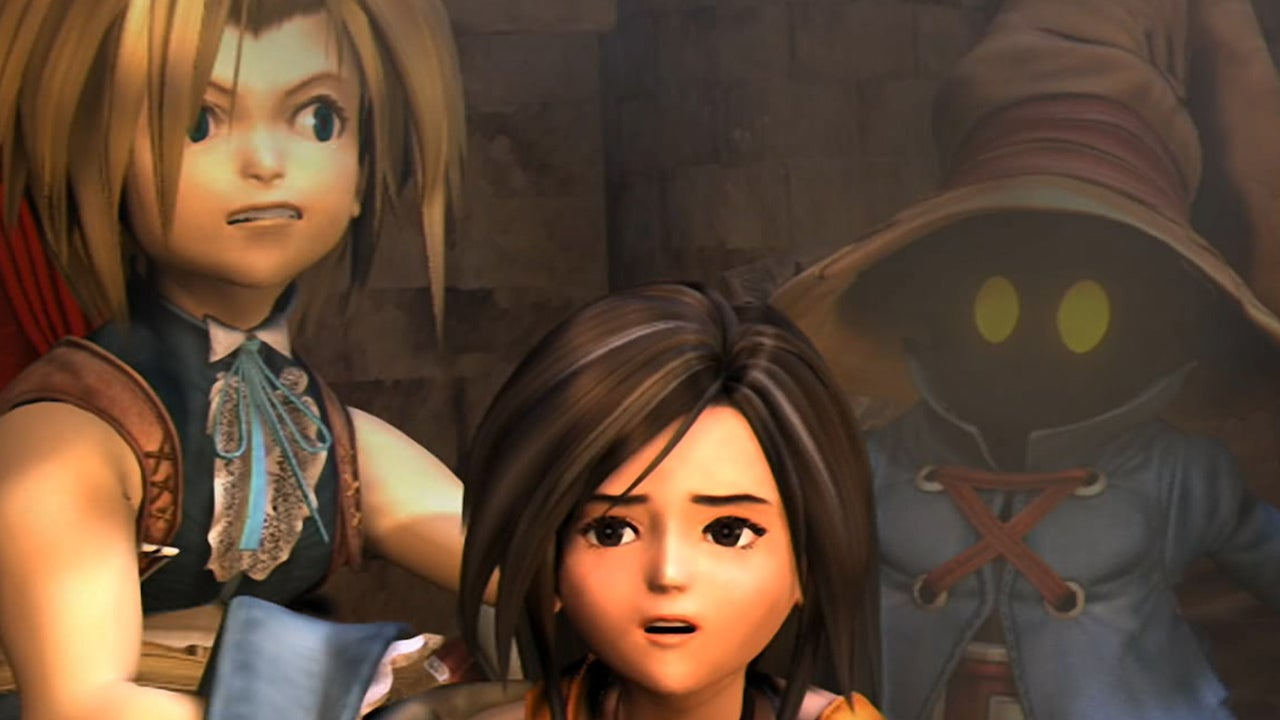 The Final Fantasy 9 Airship Escape Sequence Is Even Better In 1080p IGN Video