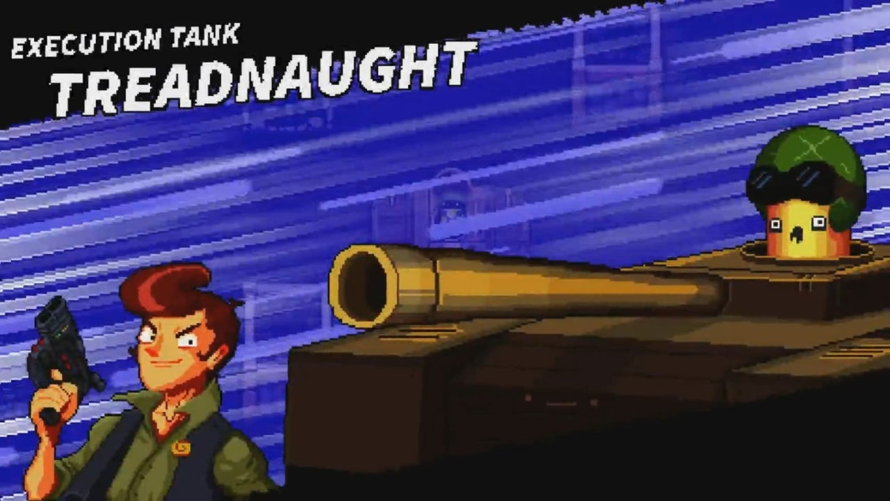 Enter The Gungeon Treadnaught Boss Fight IGN Video