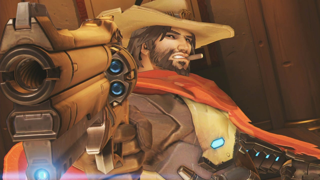 McCree Can Snipe Again Overwatch HQ IGN Video