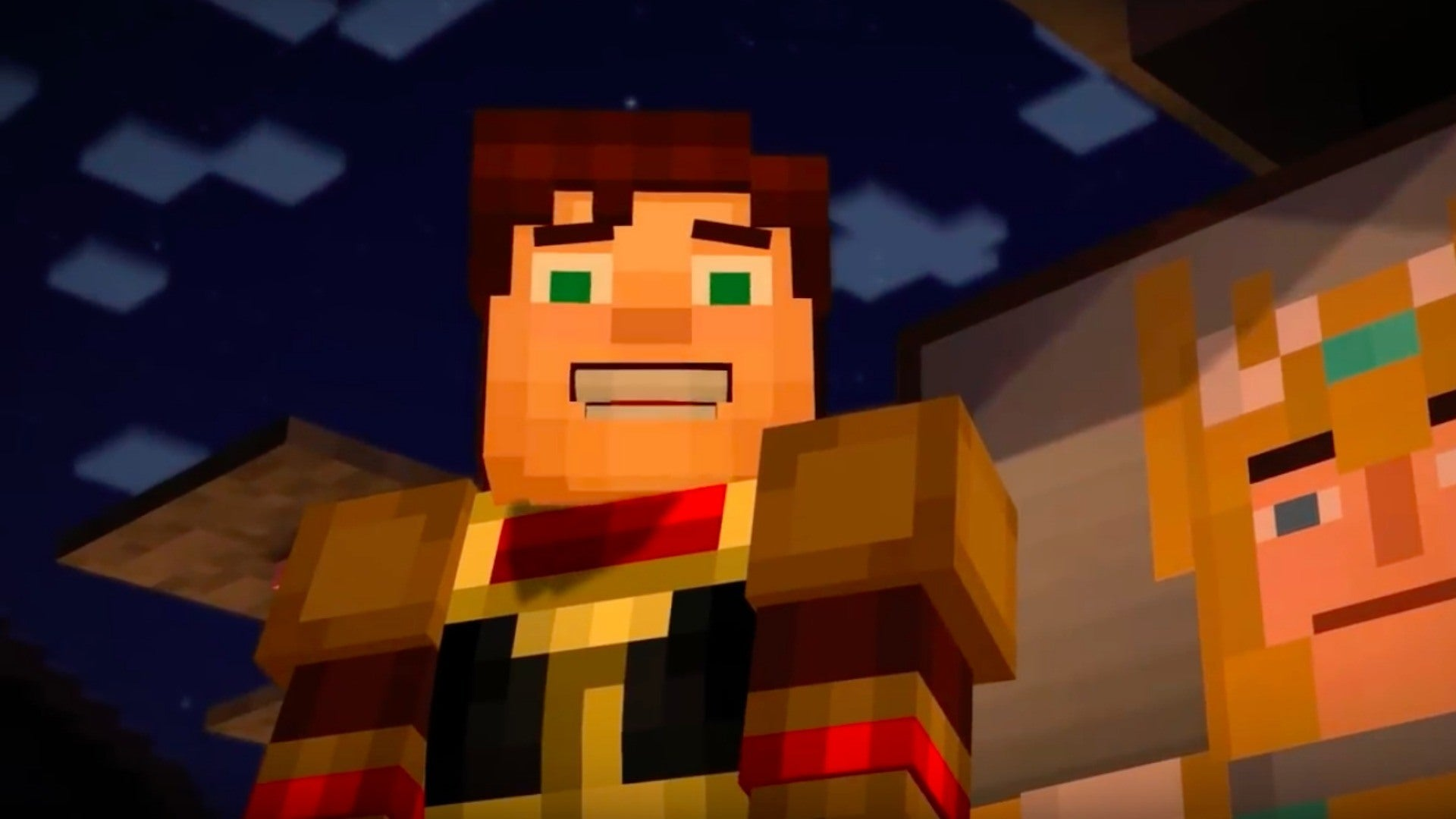Minecraft Story Mode Videos Movies Amp Trailers PlayStation Vita IGN
