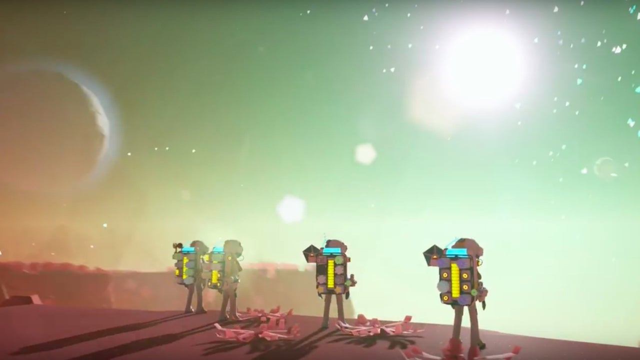 Astroneer Official Xbox Announcement Trailer IGN Video