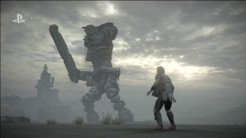 Resultado de imagem para shadow of the colossus