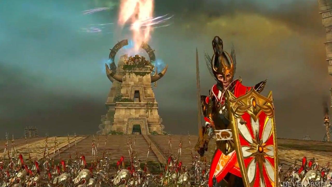 Total War Warhammer 2 Official Gameplay First Glance E3