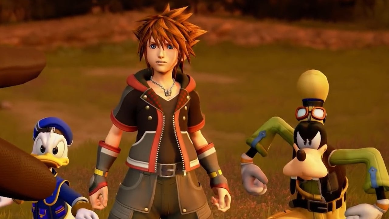 Kingdom Hearts Ps4 Games All One