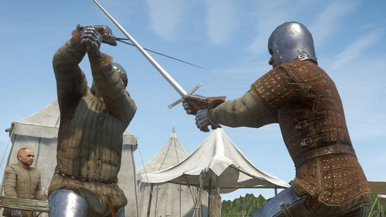 Kingdom Come Deliverance Combat Gameplay Fighting 3
