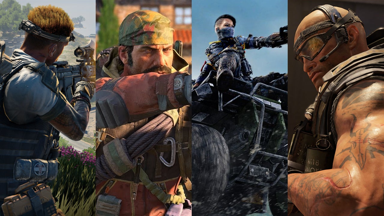Call Of Duty Black Ops 4 Blackout Is INTENSE From 4