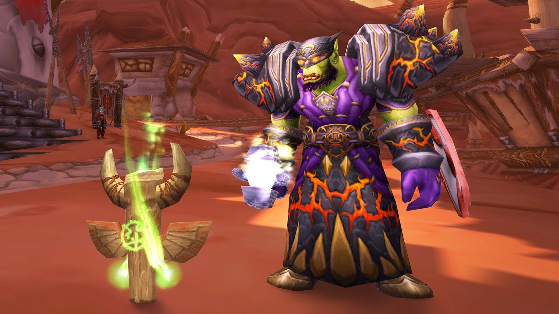 World Of Warcraft Classic Preview More Than Just Nostalgia