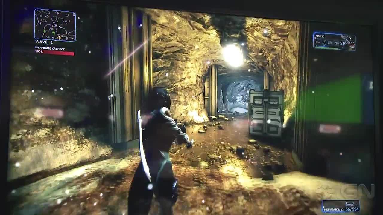 Warframe Gameplay Demo E3 2013 IGN Video