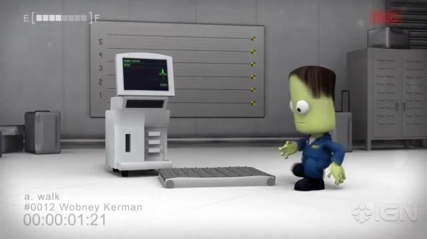 Kerbal Space Program Selection Process - IGN Video