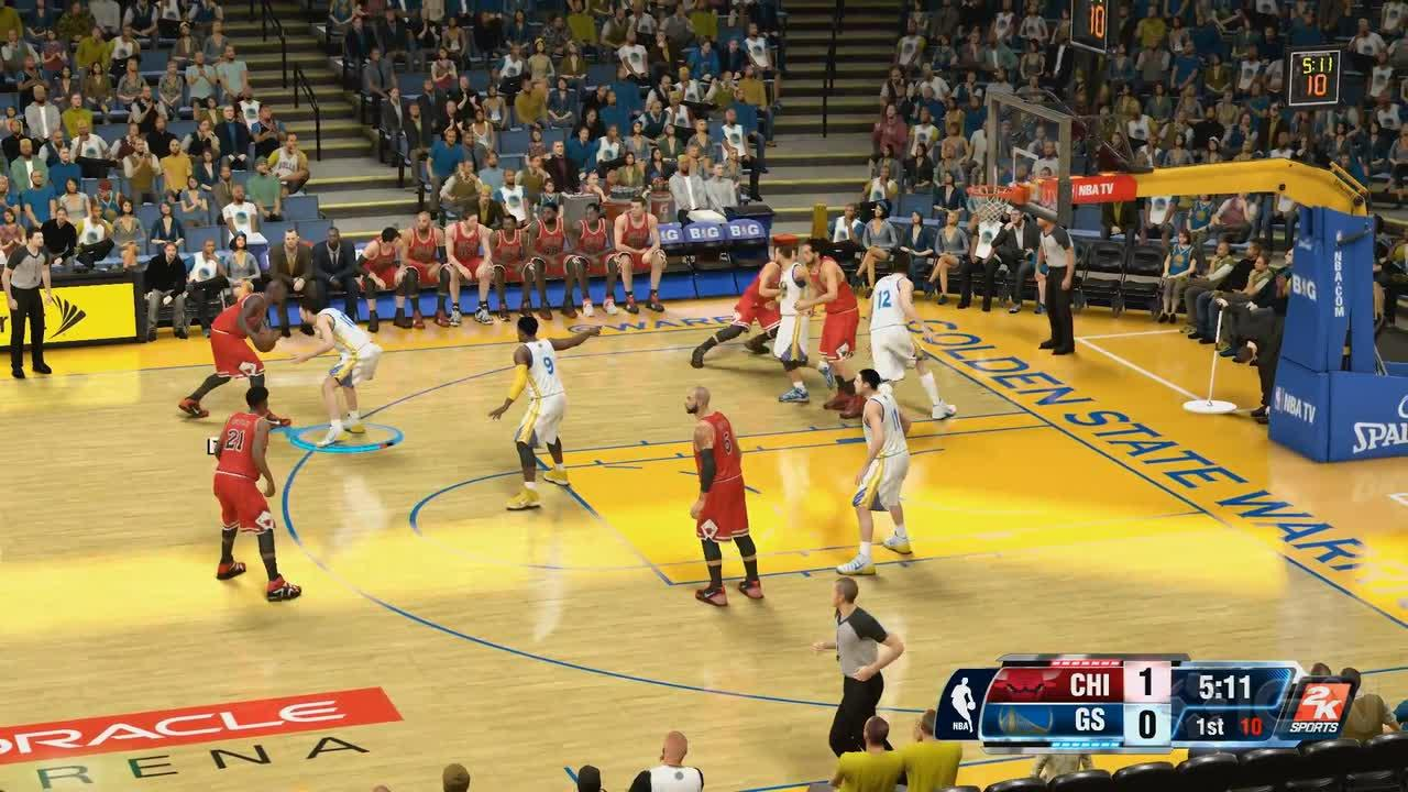 NBA 2K14 Gameplay Demo IGN Video