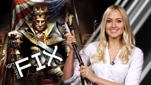 Assassin's Creed III DLC: George Washington is King - IGN