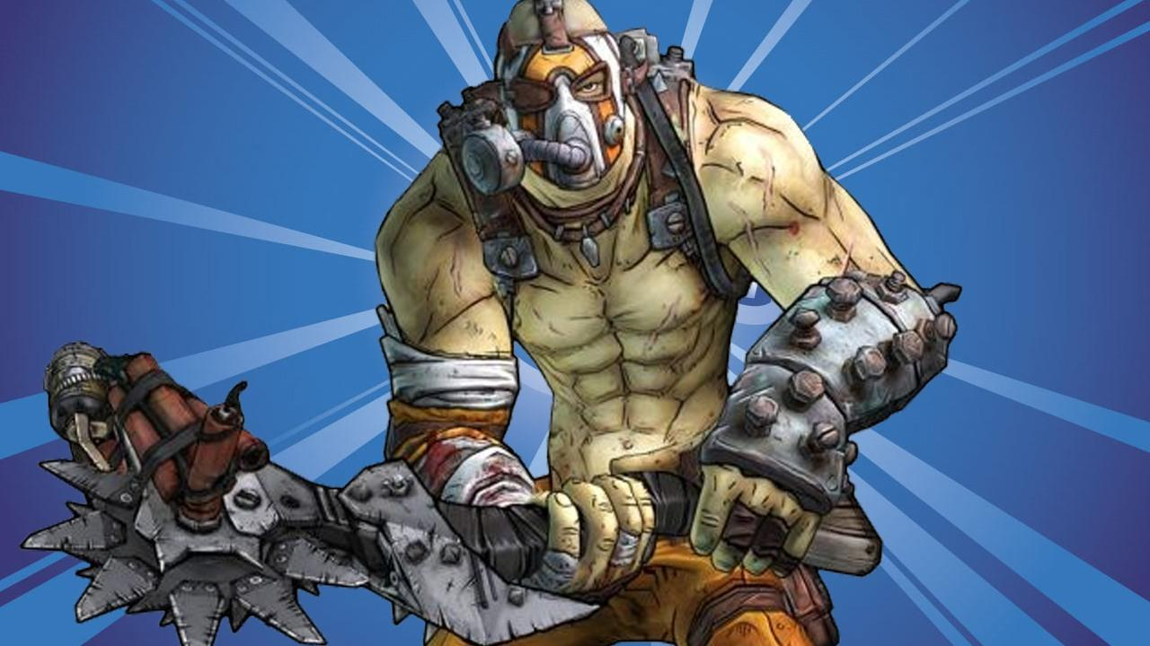 Borderlands 2 6 Minutes Of Krieg Gameplay PAX East