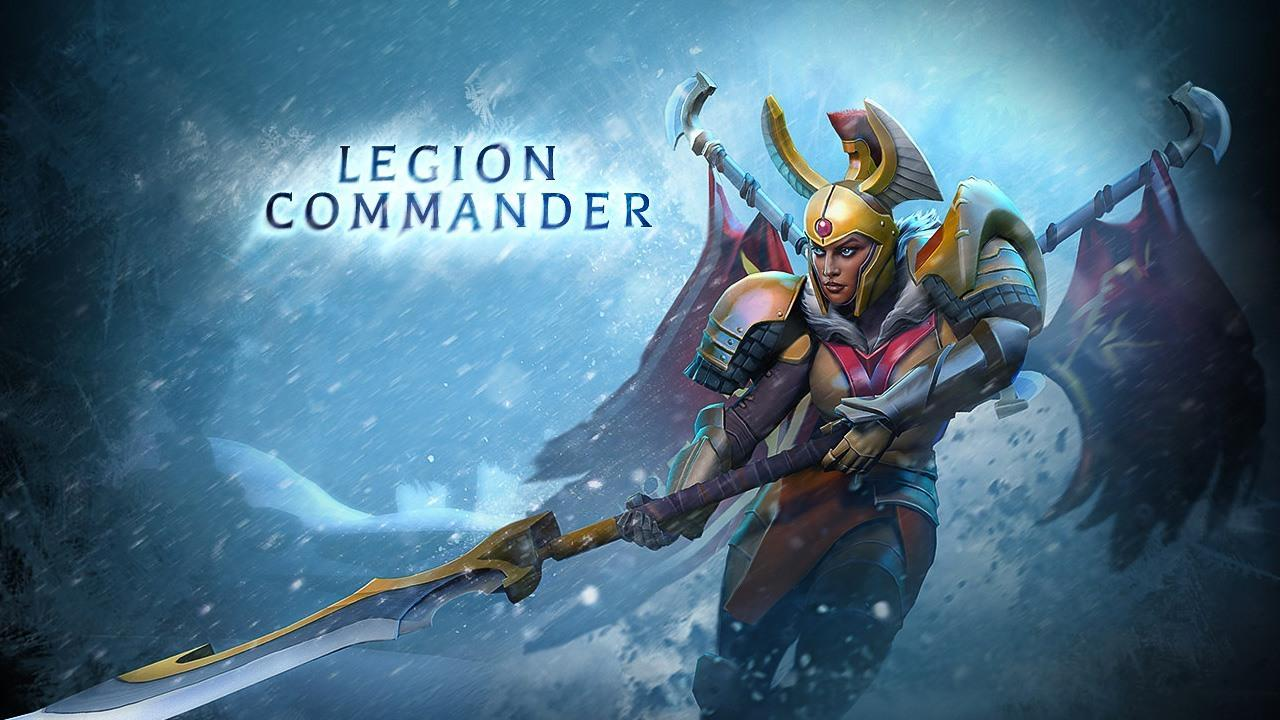 How To Play Dota 2s Awesome New Legion Commander Hero