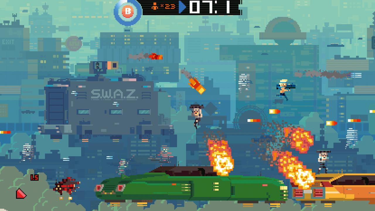 Lets Play Super Time Force Part 5 The Finale IGN Video