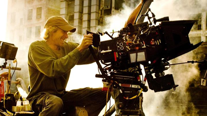 Michael Bay BOUM BOUM