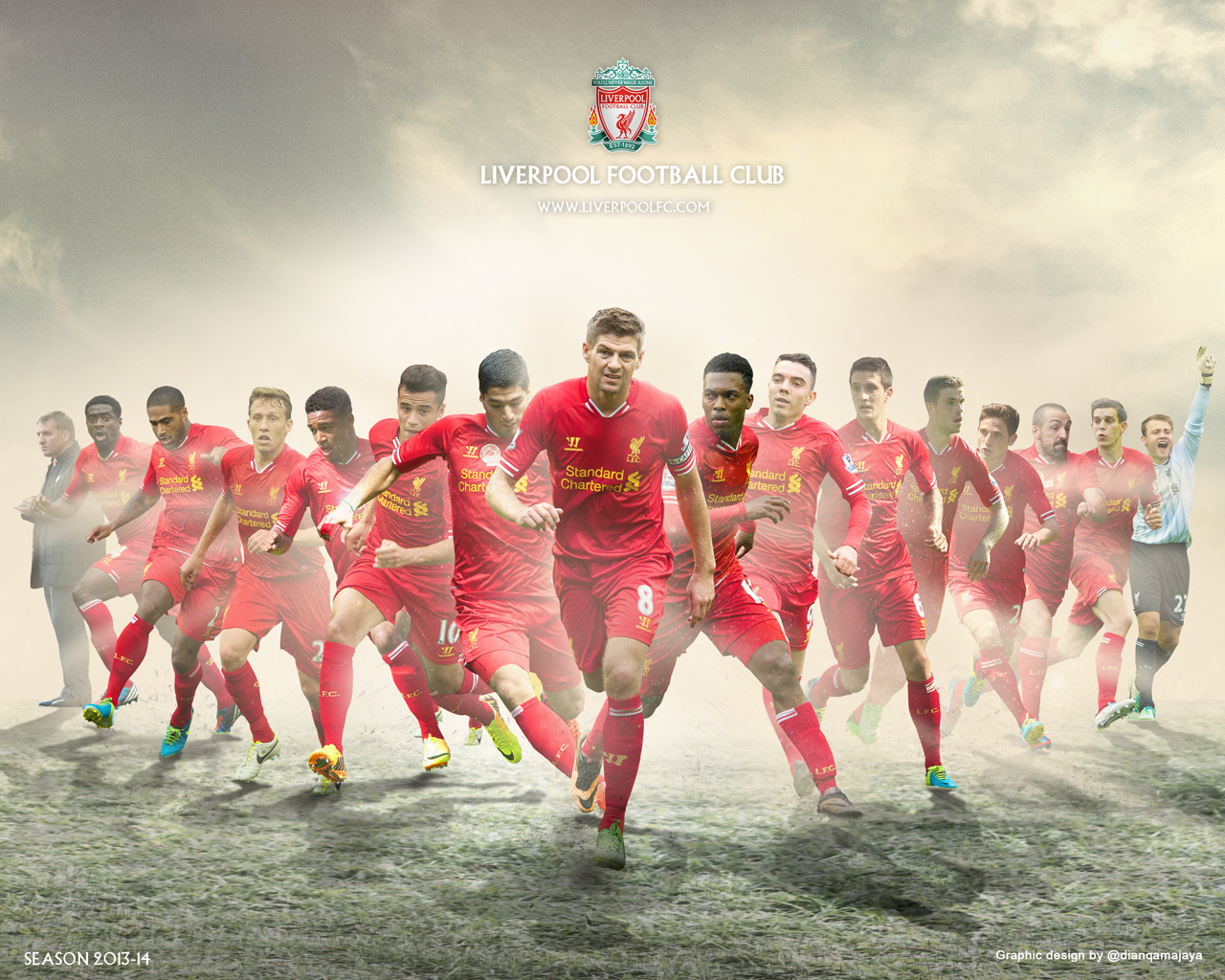 Image result for liverpool fc wallpaper players