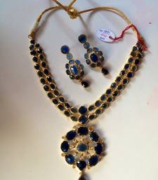Buy Design no. 12.1974....Rs. 7800 necklace-set online