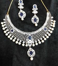 Buy bridal heavy look necklace necklace-set online