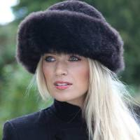 More hats, wraps and booties ... from Perilla, based in the UK