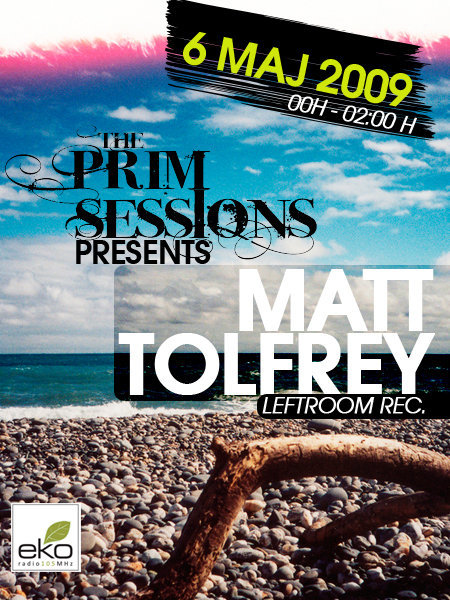 PRIM SESSIONS WITH MATT TOLFREY DIRECT DOWNLOAD