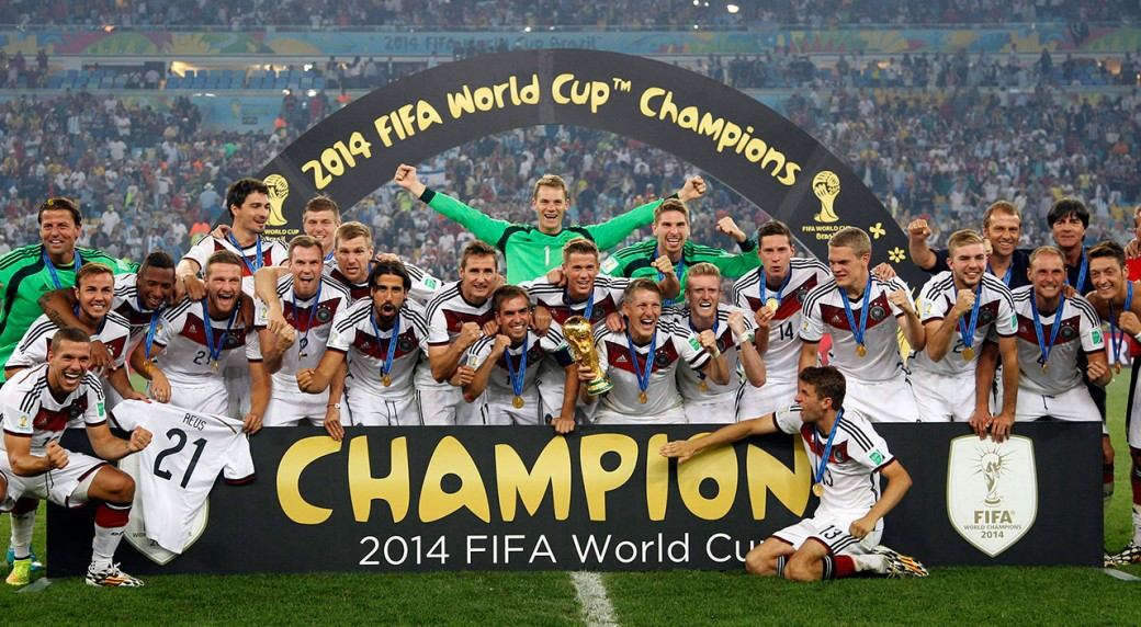 Germany World Cup Squad Wins Laureus Award Sportsnetca