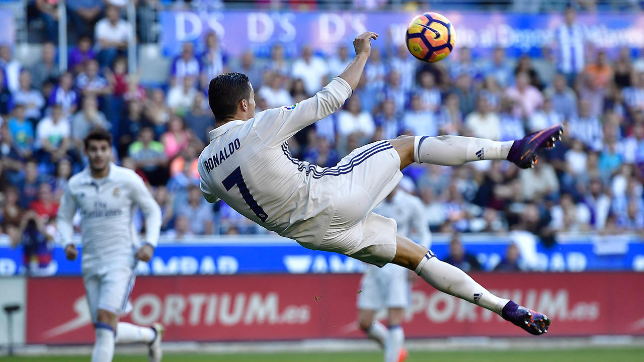 Image result for Cristiano Ronaldo was 'perhaps angry' before hat-trick – Marcelo